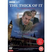 The Thick of It Series 1 DVD