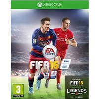 (Pre-Owned) FIFA 16 Game Xbox One