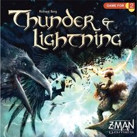 Thunder and Lightning Board Game