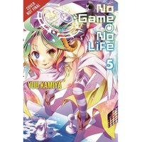 No Game No Life Light Novel: Volume 5