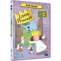 Little Princess Royal Mischief DVD