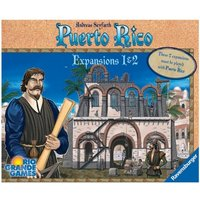 Puerto Rico Board Game Expansions 1 & 2