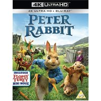 Peter Rabbit 4K UHD   Blu-ray