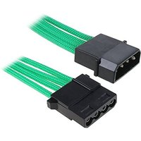 BitFenix Alchemy Molex Extension Adaptor 45cm - Green