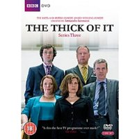 The Thick Of It - Series 3 DVD