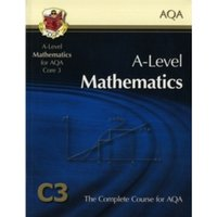 AS/A Level Maths for AQA - Core 3: Student Book