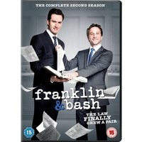Franklin & Bash Season 2 DVD