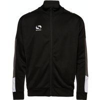 Sondico Venata Walkout Jacket Adult Small Black/Charcoal/White