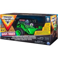 Image of Monster Jam RC - 1/24th Scale Grave Digger Monster Truck
