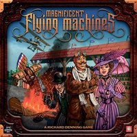 Magnificent Flying Machines Board Game
