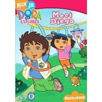 Dora The Explorer - Meet Diego DVD