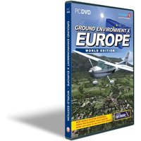 Ground Environment X Europe World Edition for FSX Game