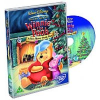 Winnie The Pooh - A Very Merry Pooh Year DVD