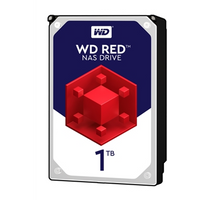 WD Red WD10EFRX NAS 1TB 3.5 inch 5400rpm 64MB Cache Sata III Internal Hard Drive