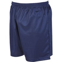 Precision Micro-stripe Football Shorts 22-24 inch Navy Blue