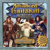 Guildhall Fantasy: The Gathering Board Game
