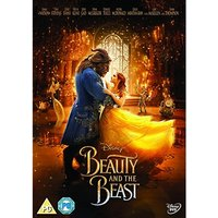 Beauty And The Beast (Live Action) DVD