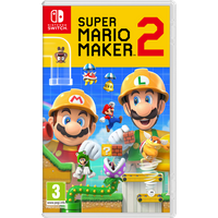 Super Mario Maker 2 Nintendo Switch Game