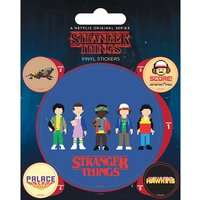 Stranger Things - Arcade Vinyl Sticker