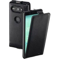 Hama Smart Case Flap Case for Sony Xperia XZ2 Compact, black
