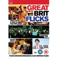 Great Brit Flicks Collection DVD