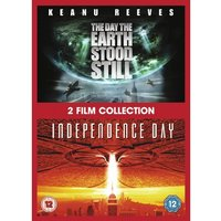 Day The Earth Stood Still & Independence Day DVD