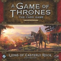 A Game of Thrones The Card Game Second Edition Lions of Casterly Rock