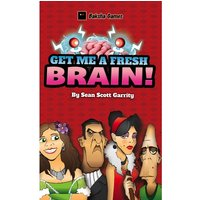 Get Me a Fresh Brain Card Game