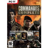 Commandos Complete Collection Game