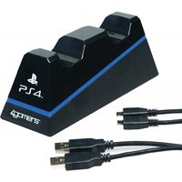 4Gamers Officially Licensed Dual Charge 'n' Stand