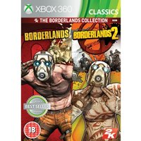 Borderlands 1 and 2 Collection (Classics) Game