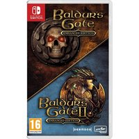 Baldur's Gate Enhanced Edition Nintendo Switch Game