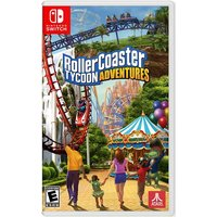 RollerCoaster Tycoon Adventure Nintendo Switch Game (#)