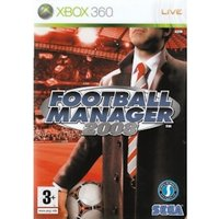 Football Manager 2008 Game