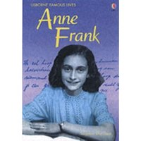 Anne Frank (Famous Lives) (3.3 Young Reading Series Three (Purple)) Hardcover