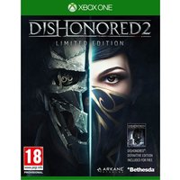 Dishonored 2 Limited Edition Xbox One Game (Imperial Assassin's DLC)