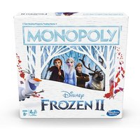 Monopoly Frozen 2 Board Game