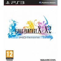 Final Fantasy X & X-2 HD Remastered Game