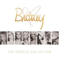 Britney Spears The Singles Collection CD