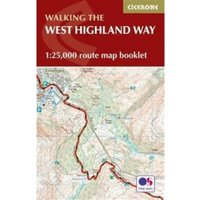 West Highland Way Map Booklet : 1:25,000 OS Route Mapping