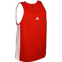 Adidas Boxing Vest Red - Large