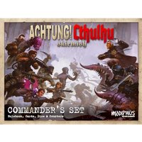 Achtung! Cthulhu Skirmish Commander's Set