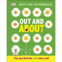 Spot the Difference Out and About : Can you find the odd one out?