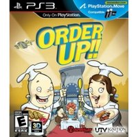 Order Up PlayStation Move Compatible Game
