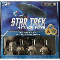 Star Trek: Attack Wing Faction Pack- The Animated Series