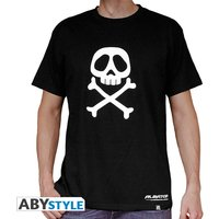 Capitain Harlock - Emblem Men's Small T-Shirt - Black