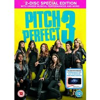 Pitch Perfect 3 Blu-ray + Digital Download (2 Disc Special Edition)