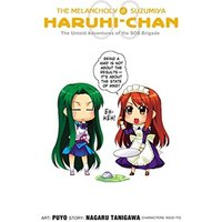 The Melancholy of Suzumiya Haruhi-chan, Volume 3