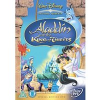 Aladdin King Of Thieves DVD