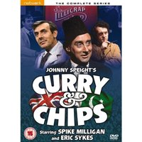 Curry and Chips The Complete Series DVD